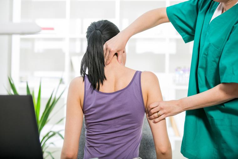 Zwyrodnienie kręgosłupa szyjnego - rehabilitacja