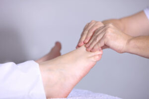 Jałowa martwica kości śródstopia (choroba Köhlera II)
